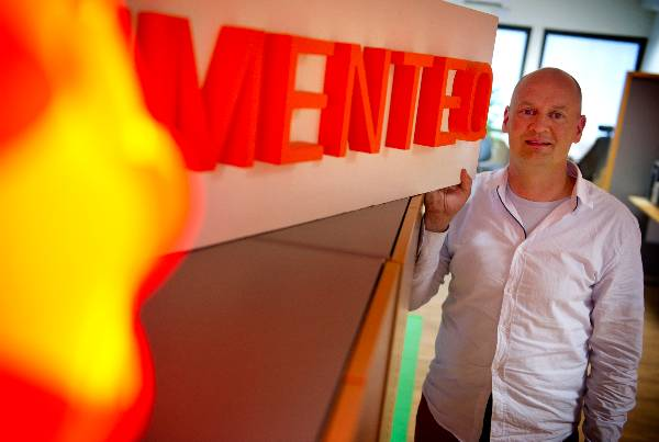 – Kasvavalle yritykselle lisäneliöt tulevat luonnollisesti tarpeeseen, kertoo Dimenteqin toimitusjohtaja Teemu Virtanen.