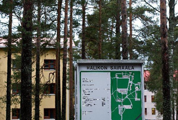 Halikon sairaala