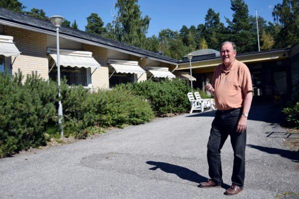 Särkisalokoti on kyläläisten yhteinen olohuone ja palvelukeskus. Lauantaina jaettu palkinto on suurenmoinen kunnianosoitus, sanoo Heikki Liede.