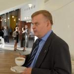 """Raimo Sailas luonnehti Suomen talouden tilannetta """"kovin heikoksi""""."""