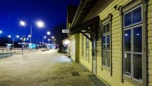 Matka-aika Salosta Helsinkiin lyhenee viisi minuuttia.
