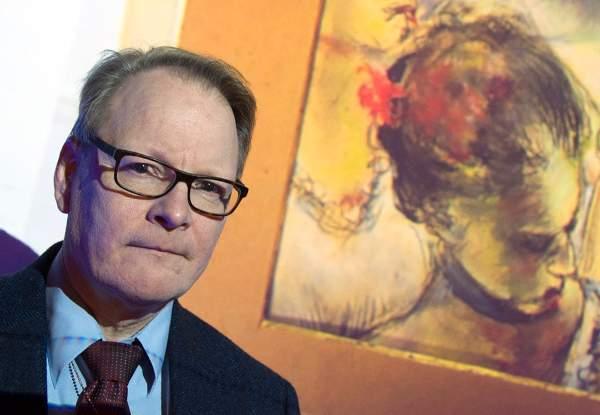 Rikosylikonstaapeli Kimmo Nokkonen vieraili keskiviikkona salossa esitelmöimässä suomalaisesta taiderikollisuudesta.
