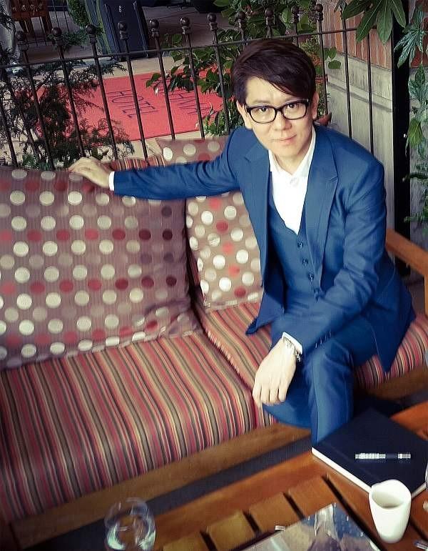 Parhaillaan Pekingissä oleva Syl Chao lähetti itsestään keskiviikkona kuvan Salon Seudun Sanomille.