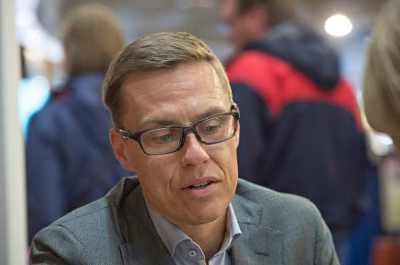 Valtiovarainministeri Alexander Stubb näkee, että hänen tehtävänsä valtiovarainministerinä on pitää huoli siitä, että Suomen talouspolitiikan linja on uskottava ja kestävä.