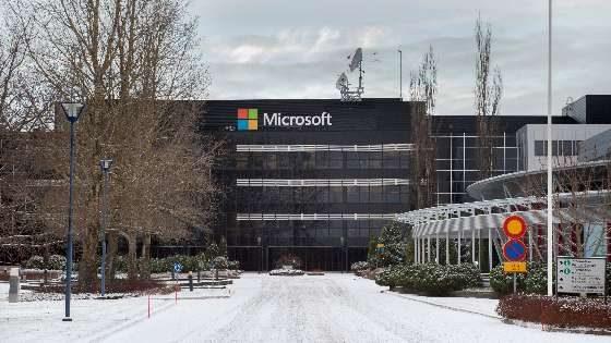 Microsoftin kiinteistö koostuu yhdeksästä rakennuksesta, joissa on monikäyttötilaa 63 000 neliötä ja tuotantotilaa 27 000 neliötä. Lisäksi alueella on pysäköintitalo.