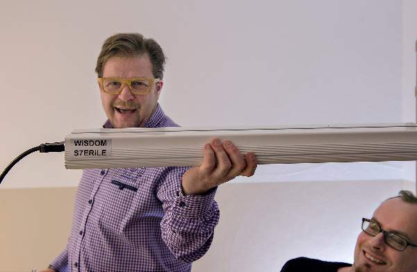 Mika Nummenpalo on Led Tailor Innova7ionin teknologiajohtaja.