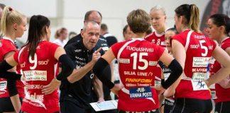 LP Viestissä kaiken voittanut Kari Raatikainen jatkaa pitkää valmennusuraansa LP-Vampulassa.