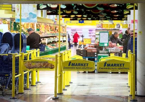 S-Market Palaute