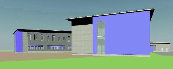 Myös uuden koulun kattokulma on jakanut Someron päättäjiä. Tekninen lautakunta olisi halunnut jyrkemmän katon kuin suunnittelijan ehdottama. Kaupunginhallitus päätyi suunnittelijan kannalle.