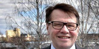 Maakuntajohtaja Kari Häkämies