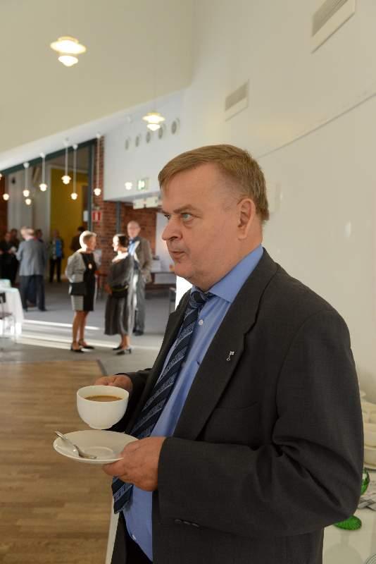 Raimo Sailas luonnehti Suomen talouden tilannetta