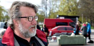 Salon seurakunnan kirkkoherra Timo Hukka. SSS /Arkisto