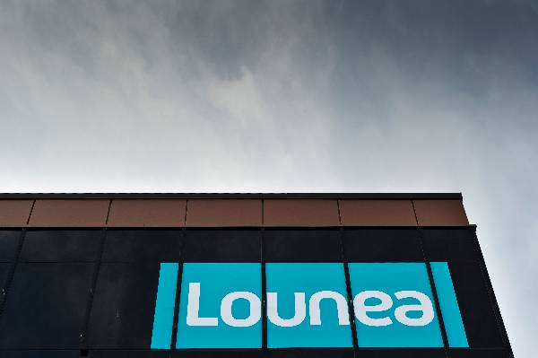Lounean yhtiökokous on toukokuussa.
