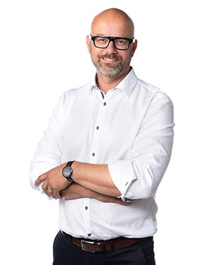 Vaasalainen myyntipäällikkö Marko Hovinmäki on Myynnin ja markkinoinnin ammattilaiset MMA:n puheenjohtaja.