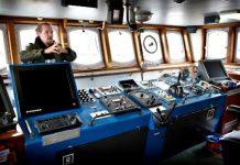 Arctic Sunrise on yksi Greenpeacen aluksista, joilla Martti Leinonen työskentelee.