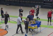 Tasoerot LP Viestin (joukkuetta kuvassa) ja Mestaruusliigan alakastin joukkueiden välillä ovat edelleen valtavat.