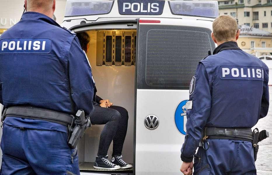 Poliisi Ilmoitukset